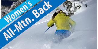 Women's All-Mountain Back Ski Buyers' Guide 17/18