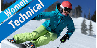 2017/2018 Women's Technical Skis - ©Dan Campbell, courtesy of Masterfit Media