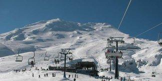 Sopky, na ktorých sa dá lyžovať