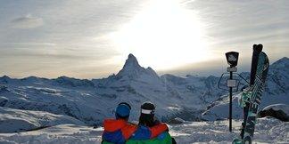 Enneigement en Suisse (21/12/2012) - ©www.zermatt.ch