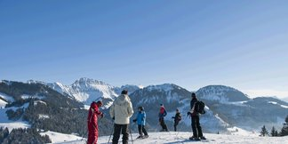 Ce week-end ça skie aussi aux Paccots