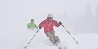 Where's the Snow this Weekend: Northeast Report 12/18/13 - ©Hubert Schriebl/Facebook/Stratton Mountain Resort
