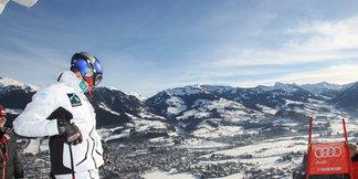 Kitzbühel : Aksel Lund Svindal s'offre une première - ©Agence Zoom