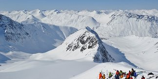 OTS Heli/Cat Guide: Chugach Powder Guides - ©Michael Neumann