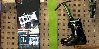 Snowboards en splitboards voor winterseizoen 2013-14 (deel 1): Good Snowboards, Arbor, K2 - ©Stefan Drexl