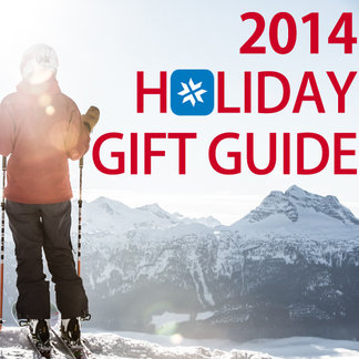 Skier Holiday Gift Guide