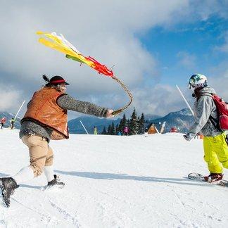 Veľkonočná lyžovačka
