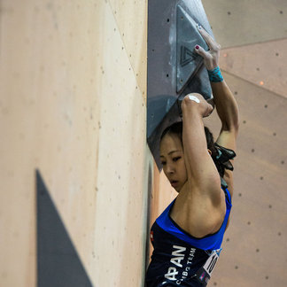 Boulder-Weltcup in Toronto (CAN) 2015