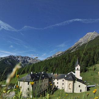 Kloster Maria Waldrast im Wipptal