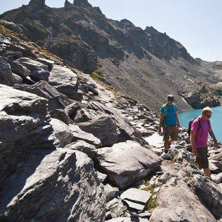 Wanderung auf dem Pizol - ©Heidiland Tourismus