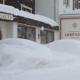 13.01.17: Sturmtief Egon bringt Schnee in die Alpen