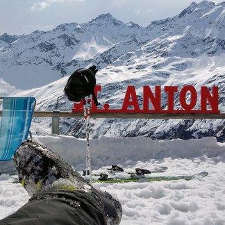 Kwietniowe narty w St. Anton am Arlberg - ©Tomasz Wojciechowski / Skiinfo