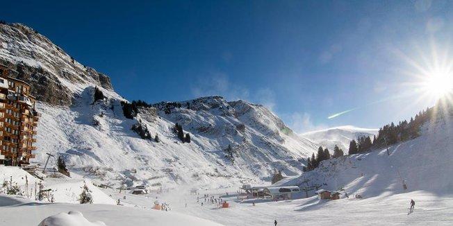 Sur les pistes de ski ce week-end (12/13 dec.2014)