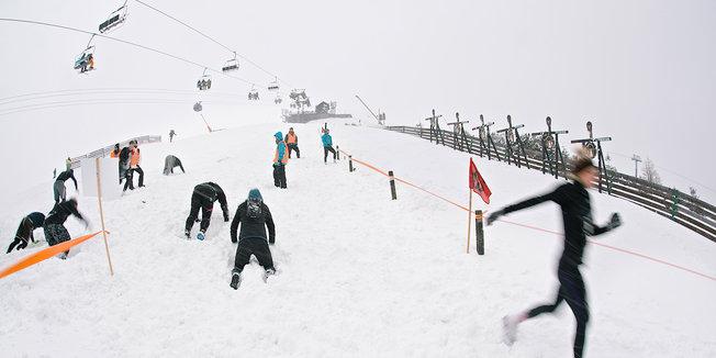 Jasná: Winter Spartan Race 2015