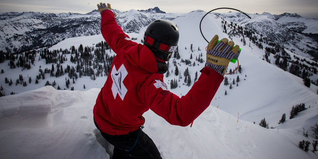 Avy Bombs Away: What it's Like to be Ski Patrol on a Powder Day