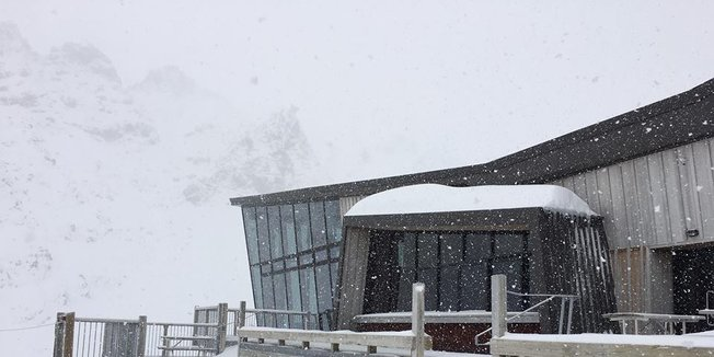 Neve fresca in Nuova Zelanda a metà Luglio! - ©Facebook Whakapapa