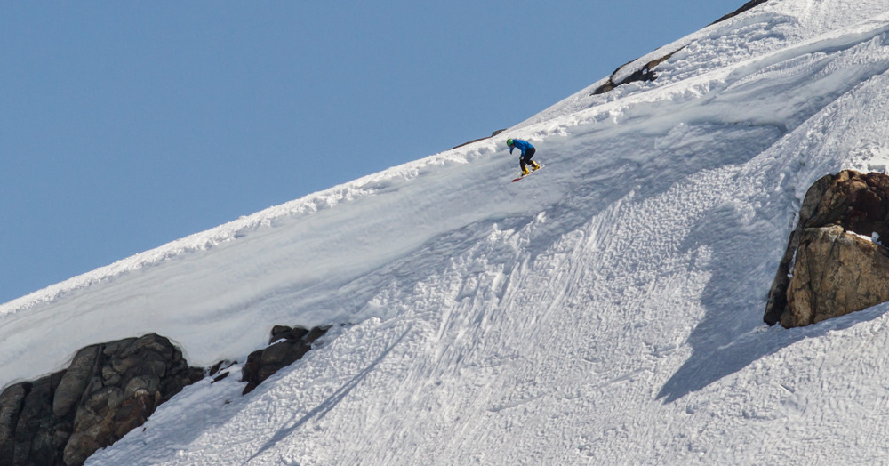 Summer ski on Fonna Galacier ski may 2013 - ©Jan Petter Svendal