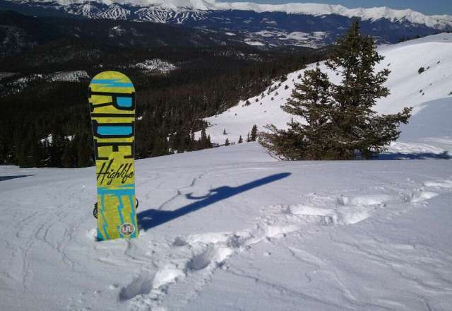 Happy Easter, North & South bowls were super fun today! Get out there and shread while you still can.