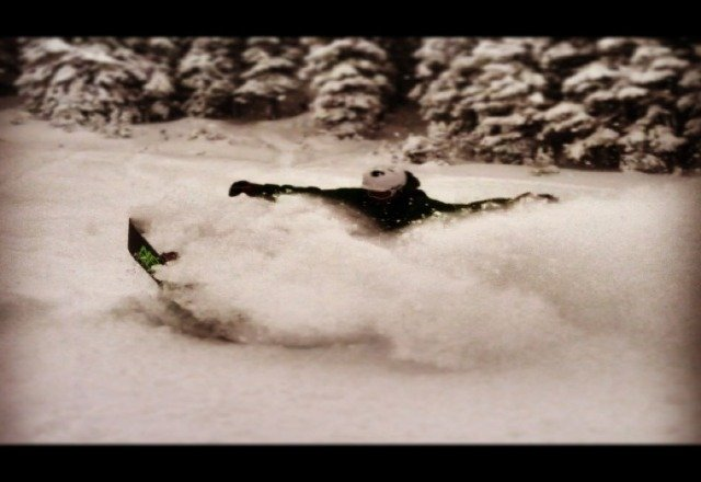 Vail was blower yesterday with more on the way!!