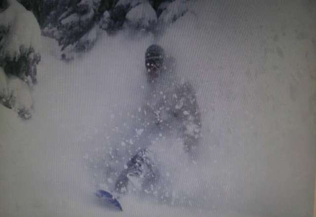 let's get some massive snowstorms wolf, I need some gnar gnar pow chow like feburary '12. peace and respect from the 505