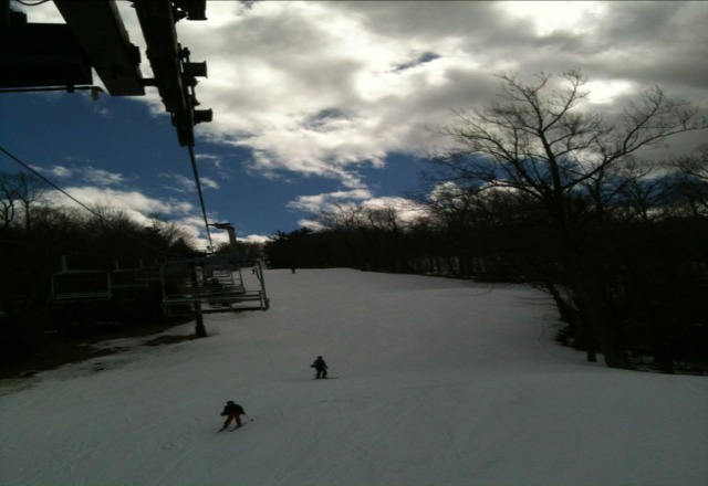 winter is definitely not over. great conditions for March 29!