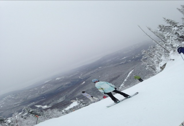 Best mountain ive been on!