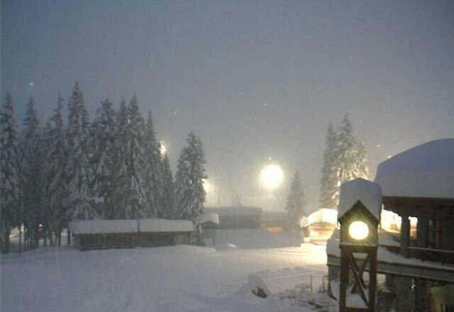 Great snow at cat! Get here while it lasts!!!