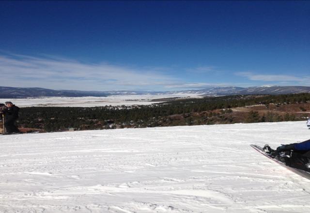 amazing weekend! great snow