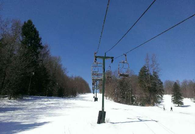 Awesome skiing its to bad you're not here