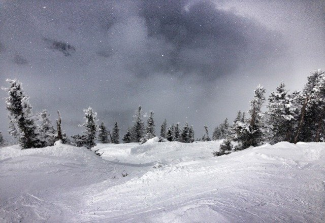 Epic day. Lots of fresh snow!