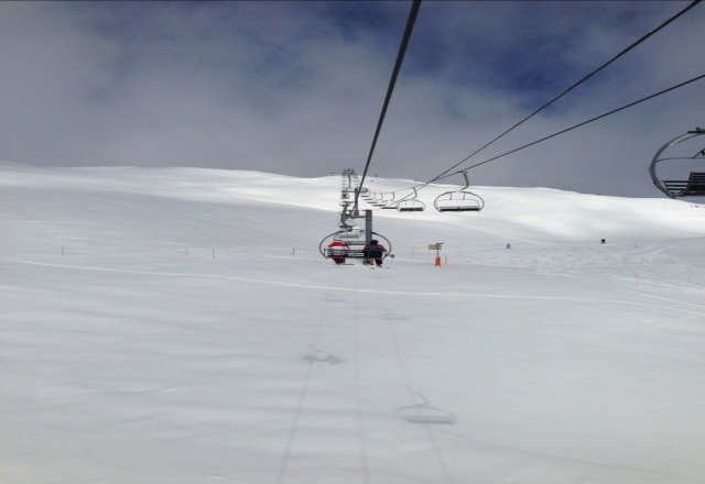 brilliant powder today. low cloud, but oh so enjoyable. ????????