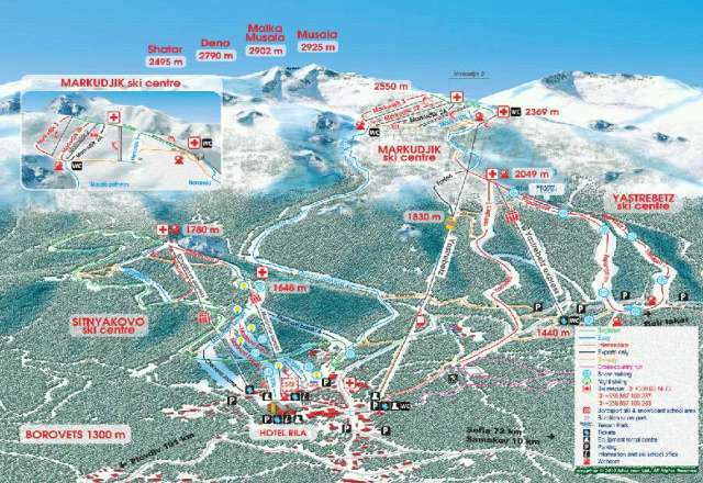 Borovets openes on 15 december