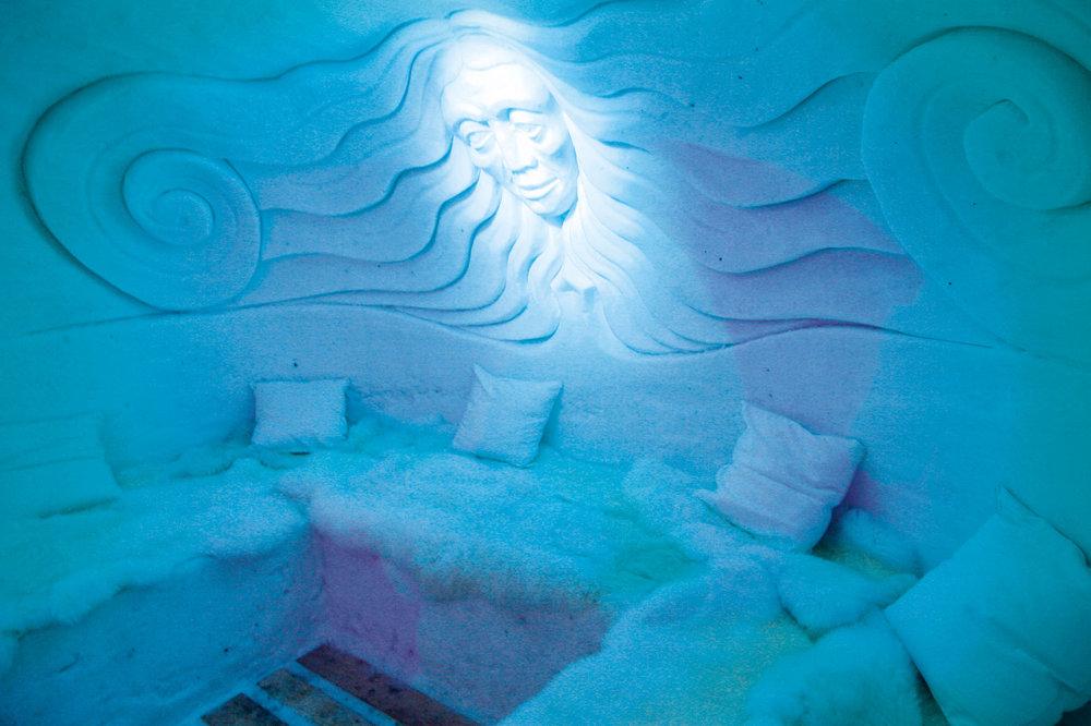 Mayrhofen White Lounge Igloo Hotel