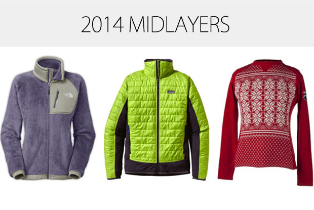 2014 Midlayer multitaskers