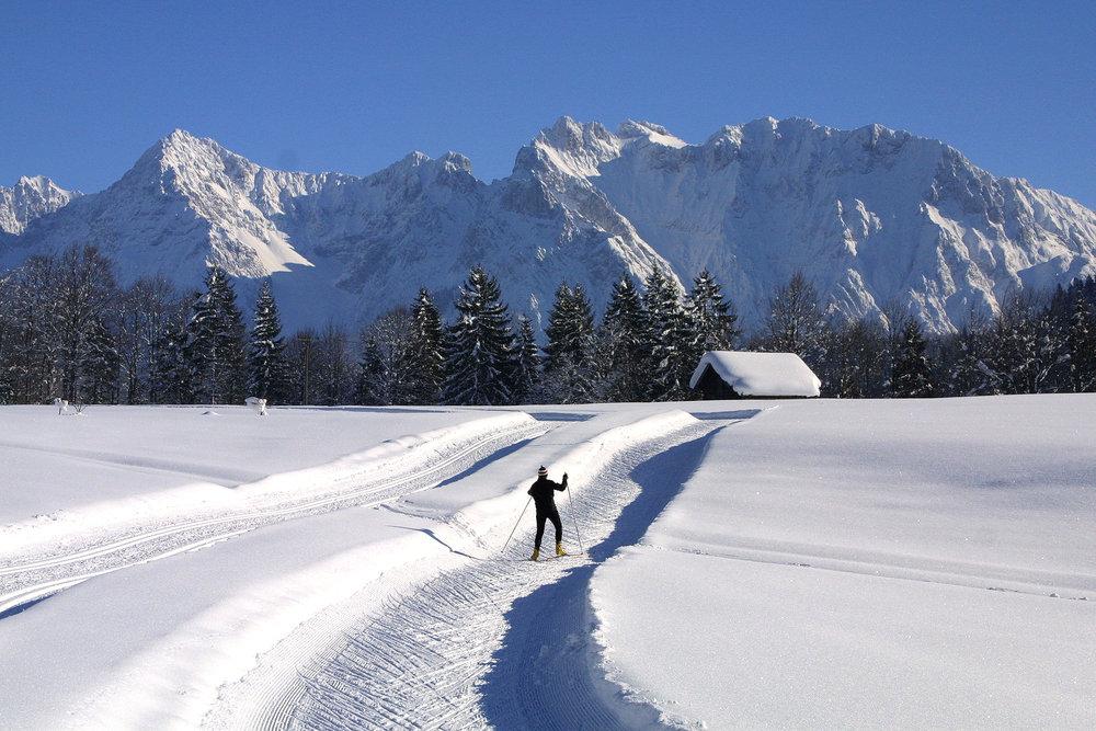 Mittenwald; Copyright: Alpenwelt Karwendel - Ch. Schober