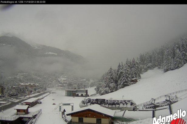 Pontedilegno, Adamello Ski