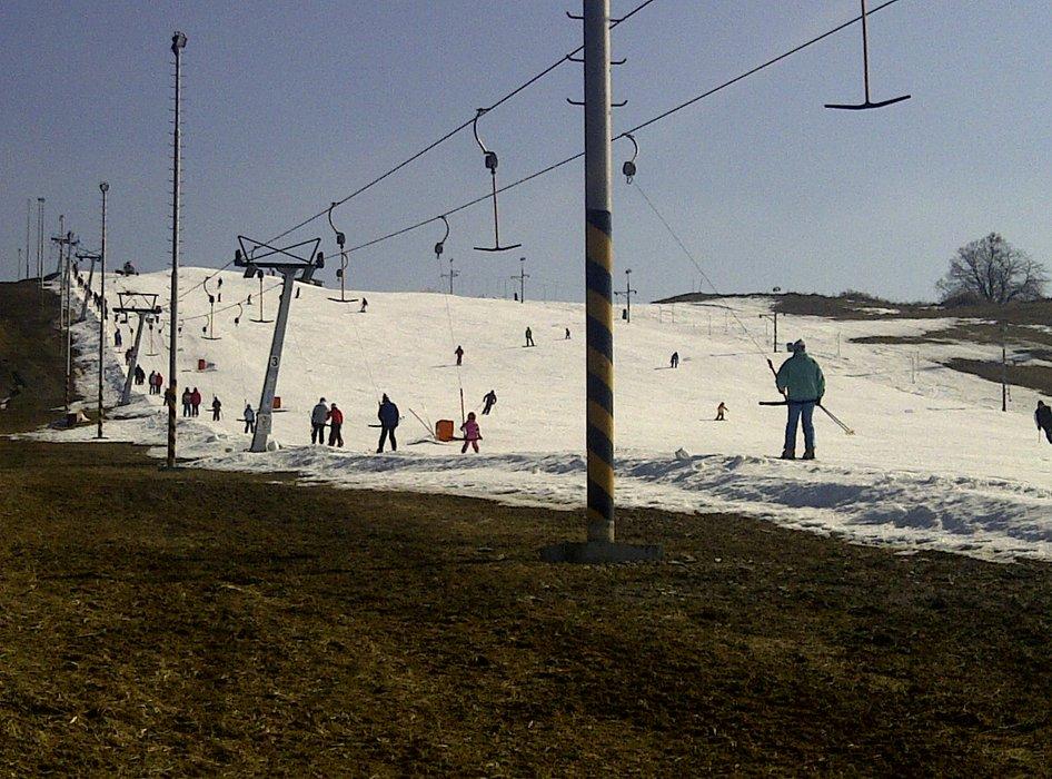 Ski areál Hlubočky - ©Ski areál Hlubočky