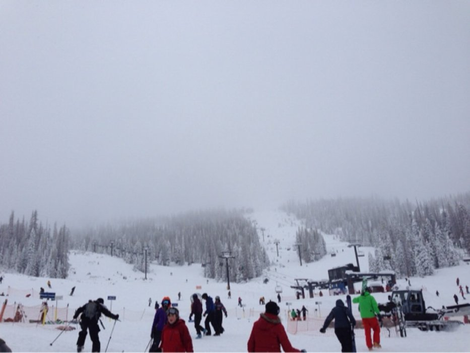 Great Day at Wolf Creek!!!  Early power and more snow tonight!!!