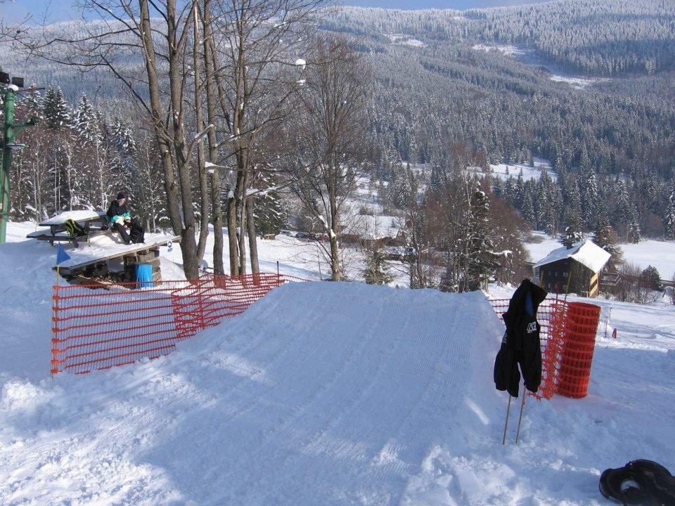 Kubova Huť - snowpark - ©Kubova Huť facebook