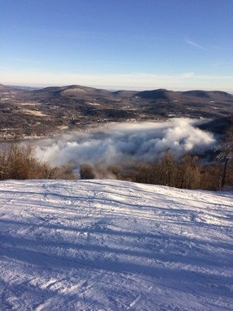 Top of wolverine day after opening day 2013