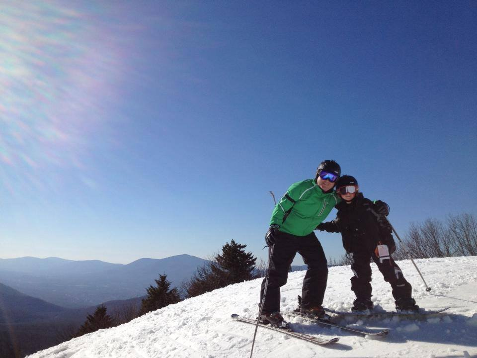 Make skiing and riding a part of your family tradition. - ©Bromley Mountain