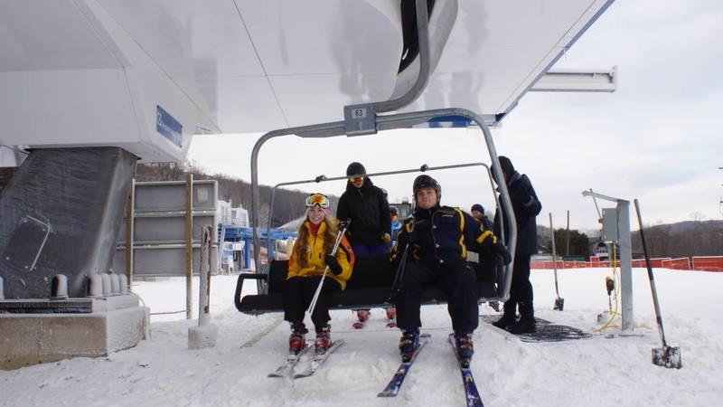 Shawnee Mountain opened for the season on November 29. - ©Shawnee Mountain