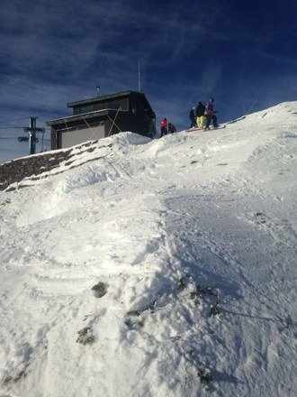 Best conditions on the mountain. Highcambell all the way!
