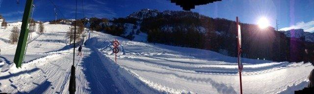 Amazing powder snow!!! Beautiful place! Prettier than most of the US ski resorts.