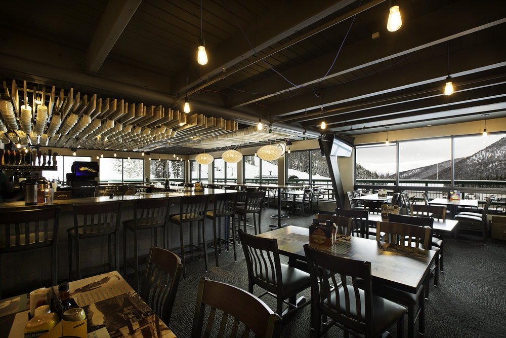 Arapahoe Basin Opens 6th Alley Bar & Grill.