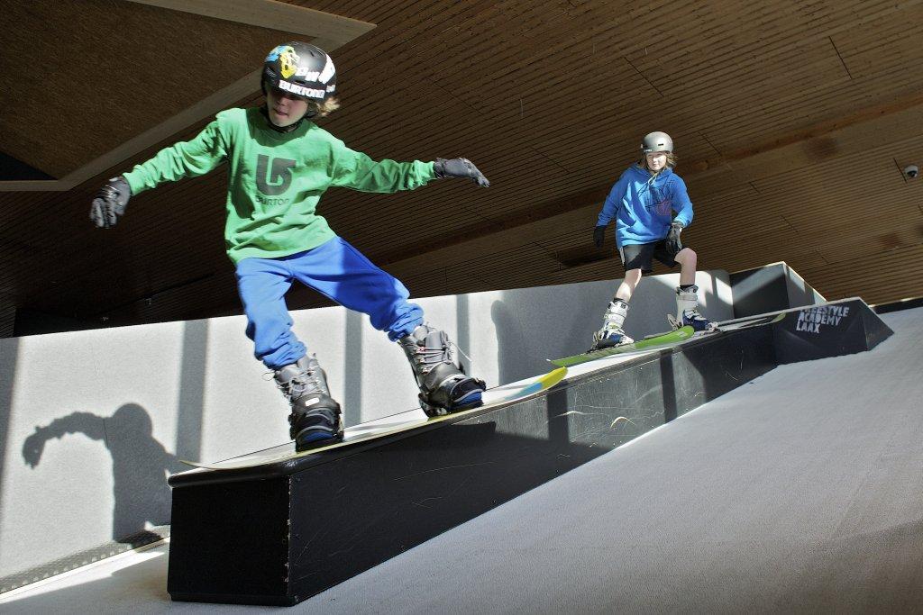 Freestyle Academy Laax - ©Graubünden