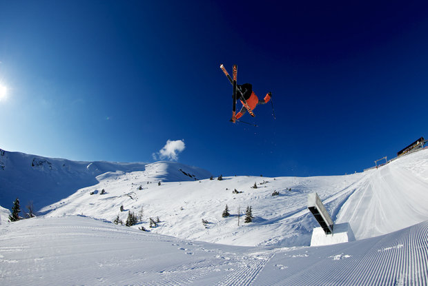 By the time he was 19, Gus Kenworthy was a regular on the podium at freeskiing's major events.