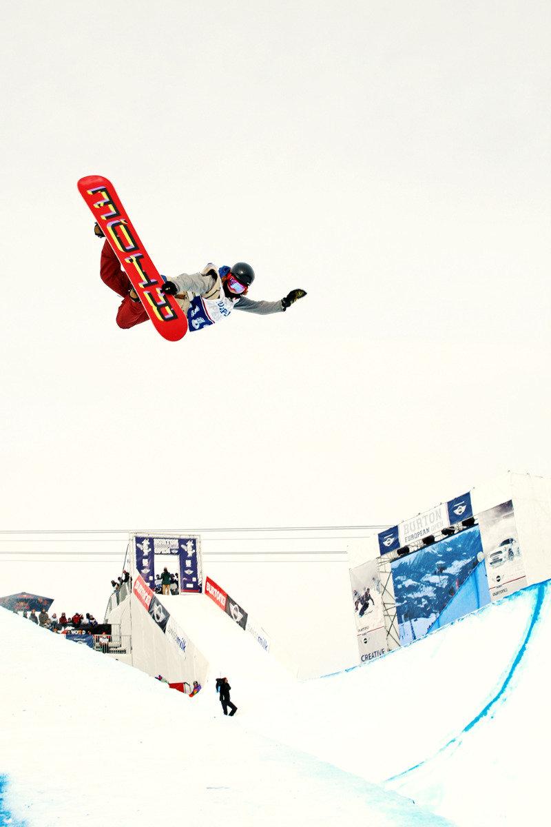 Burton European Open 2014  - ©Stefan Drexl