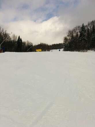 nice day nice snow