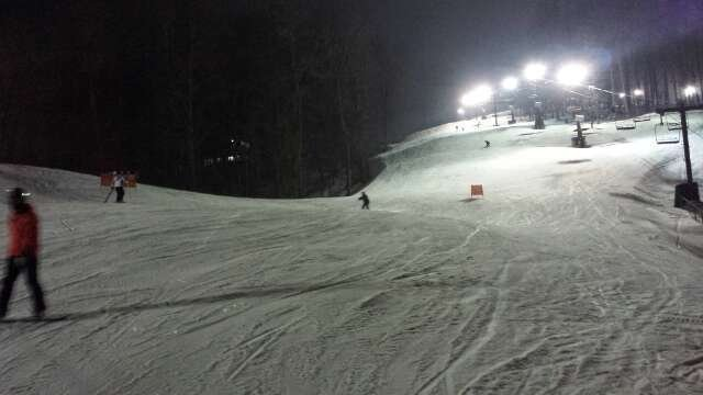 Pretty good night session.  Light flurries.  Hope it picks up a little bit.